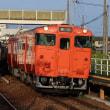 今朝は東総社駅へ。