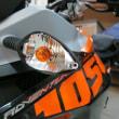 ゴメンよ・・・!KTM 1050 ADVENTURE でも明日はお出掛けだぜ!