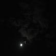 お月様が、、明る過ぎ!