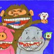 平成30年度練馬区小学生図画・ポスターコンクール特賞作品