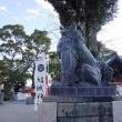 5.梅の名所 結城神社へ