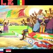 【Googleのロゴ】ワールドカップ 2018 Day-6