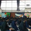 赤磐市立高陽中学校の卒業式、感動しました