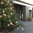 クリスマスの渋谷区文化総合センター付近