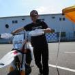 ジムカーナも2サイクルの予感!KTM 250EXCが注目の的に。