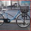 ☆お買い上げ・パナソニック軽量電動アシスト18年・LU・24・ブルー