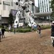 ダイバーシティ東京のガンダム像