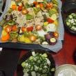 たっぷり野菜のオーブン焼き