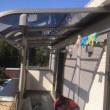 雨避け 紫外線対策 ベランダテラス取り付け 茨城 守谷