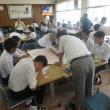 西脇工業高校での『高校生版議会報告会』