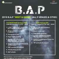 """B.A.P North America Tour """"FOREVER"""""""