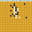 囲碁死活1222官子譜