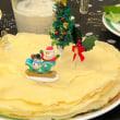クリスマスケーキ増殖中
