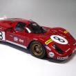 1/18           FERRARI  512S   :   1970  Le Mans    #8