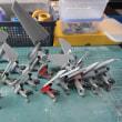1/72 ファインモールド F-14A トムキャット ⑱