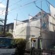 30年9月東京都で外壁屋根塗装工事行いました(ぬりいち)(^^)/