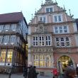 世界遺産ヒルデスハイムの大聖堂、ハーメルンの切妻屋根の街並み