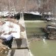 3月17日の男鹿川