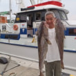 9月20日、マダラ調査、小名浜沖250海区、メヌケ交じりでポッポッの食い、メヌケ0、5~1キロ、4~7匹、22日、23日、25日、27日ヒラメ出港予定有り予約受付中、マダラ&メヌケ28日予約受付中。