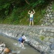 川の生きものしらべ~キッズ&ファミリー~
