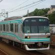 2017年9月24日  東急目黒線 多摩川 東京メトロ 更新車 9803F