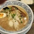 カシムラ あら焼濃厚鶏白湯そば 半ライスサービスは雑炊風に 【22日】