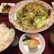 Taichan  [肉野菜炒め定食]