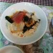 週末の料理 バラ寿司
