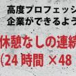高プロで潰される日本の労働者