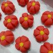 お正月用手作り和菓子 「紅梅」