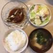 梅干しの消費 鰯の梅煮定食