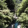 2018年7月14日(土) みたらい渓谷(奈良県吉野郡天川村)