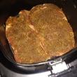 エアーフライヤーでステーキ作ってみた