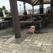 赤湯温泉を出発 道の駅いいで で休憩しました。