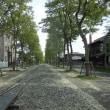 夏至の日の北海道開拓の村
