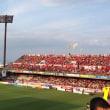 今日は浦和とのホーム戦に来ました
