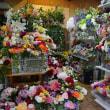 大量の造花 アートフラワー フェイクグリーンがココーフラワー実店舗 ショールームに入荷しました。