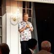 「関東沖縄経営者総会で、乾杯音頭!」