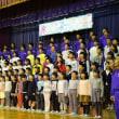 木次っ子発表会5(全校合唱)