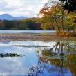 前回(10/30)の続き ・ 大沼公園の小沼湖