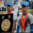 夏の高校野球大会初優勝!