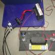 車庫屋根ソーラー発電システム 1