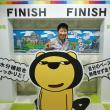 大阪マラソン大会完走できました。
