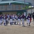 第38回燕ロータリークラブ旗争奪燕市スポーツ少年団野球大会 1日目