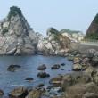 白い岬:白崎海岸の旅
