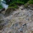 指宿の噴気帯
