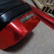 GSX250Tシートカウルボックス加工サイドカバー再加工