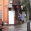 大倉バス停から三ケ木へ 2017.10.21 雨の中、3強が1H詰めてきた