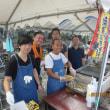 8月20日 本日は谷保天満宮での谷保らぼ夏祭り当日を迎えました