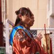 2019長崎ランタンフェスティバル  媽祖行列  ロマン長崎・泉 菜月 2019・2・10